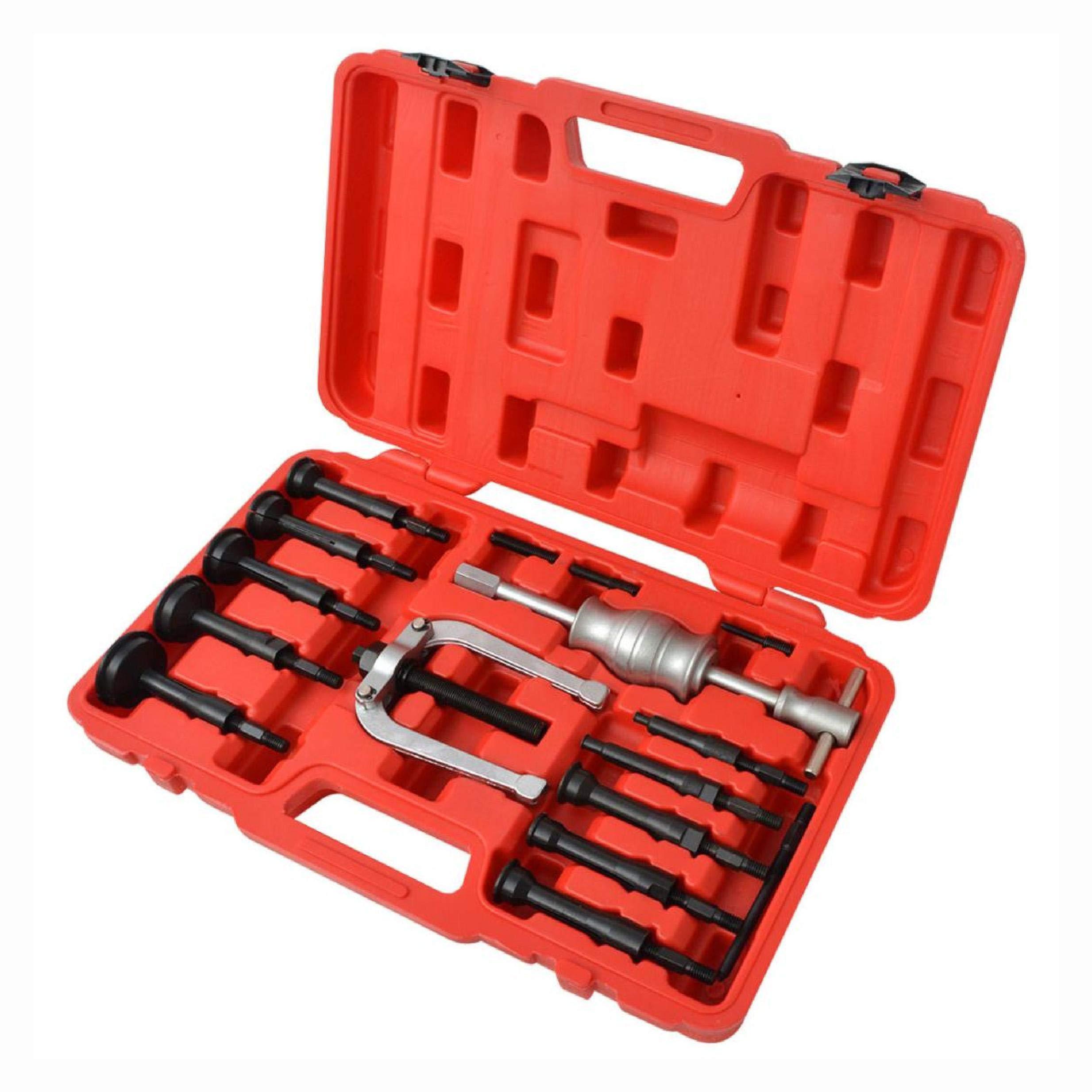 HomyDelight Hand Tool, 16 Piece Insert Bearing Puller Set by HomyDelight