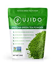 Ujido Matcha Green Tea Powder