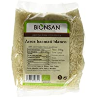 Bionsan Arroz Basmati Blanco - 6 Paquetes