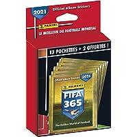 Panini France SA-PANINI FIFA 365-2021 13 zakken + 2 gratis erbij, 003949KBF15