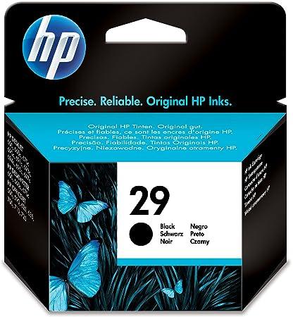 HP 51629AE - Cartucho de tinta HP 29, negro: Amazon.es: Oficina y ...
