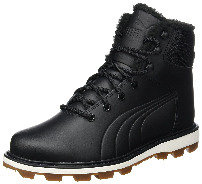 Puma Unisex-Erwachsene Desierto Fun L Hohe Sneaker Schwarz (Puma schwarz schwarz-puma schwarz (Puma 01) 9ddfbc