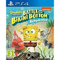 Spongebob SquarePants: Battle for Bikini Bottom - Rehydrated (PS4) (PS4)
