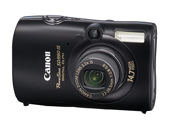 amazon com canon powershot sd990is 14 7mp digital camera with 3 7x rh amazon com Canon PowerShot User Manual canon powershot sd980 is manual