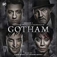Gotham: Season 1 (Original Television Soundtrack)