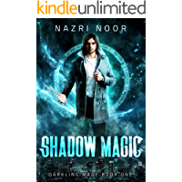 Shadow Magic (Darkling Mage Book 1) book cover