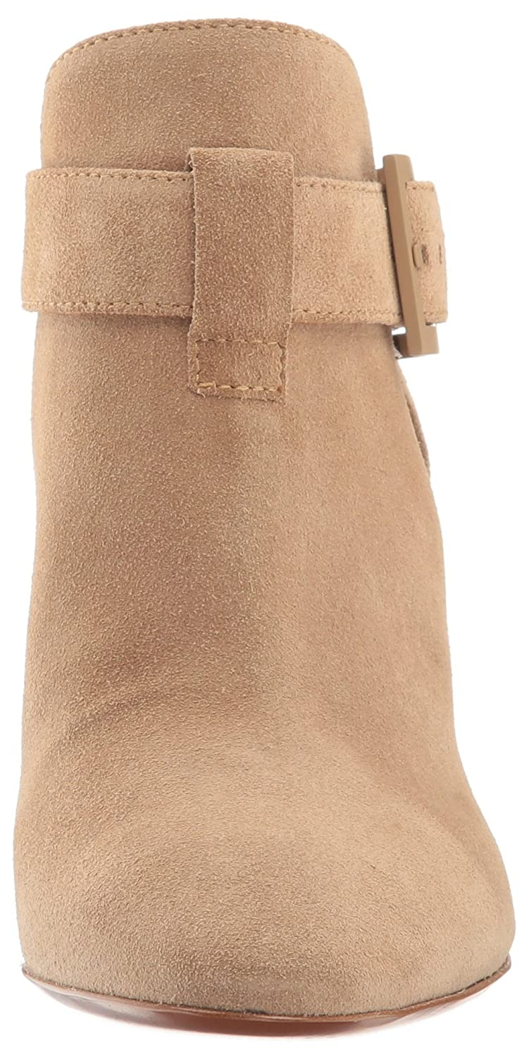 Aquatalia by Marvin K.... Women's Freddi Suede Ankle Bootie B01MA1ST4G 9 B(M) US|Sand