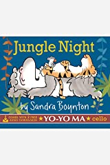 Jungle Night (comes with 2 free audio downloads, Yo-Yo Ma, cello) (Boynton on Board) Board book