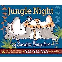 Jungle Night (comes with 2 free audio downloads, Yo-Yo Ma, cello) (Boynton on Board)