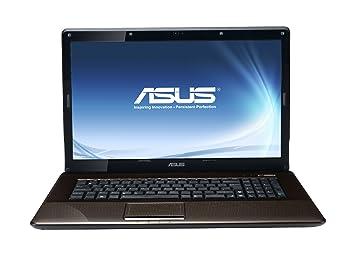 Asus K72F Notebook FancyStart Drivers for Windows XP