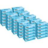 【ケース販売】 クリネックス ティシュー アクアヴェール 360枚(180組) 5箱パック ×10パック入り