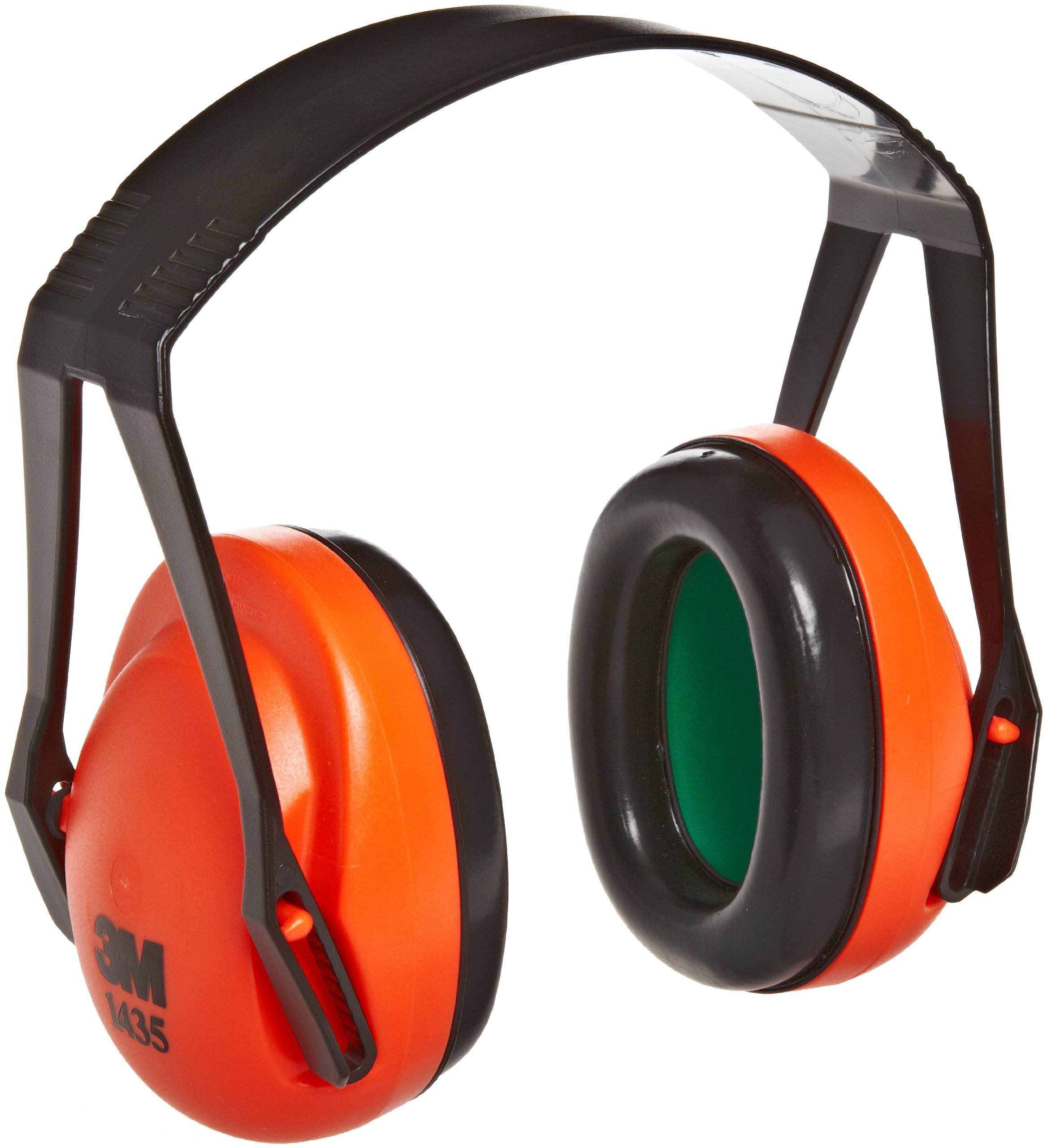 3M 1435 Gen Purpose Ear Muff, Lightweight Ear Cup withComfortable Headband,23dB NRR