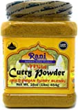 Rani Curry Powder Mild Natural 10-Spice Blend 1lb (16oz) ~ Salt Free | Vegan | No Colors | Gluten Free Ingredients | NON…