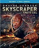 Skyscraper [Blu-ray + DVD + Digital] (Bilingual)