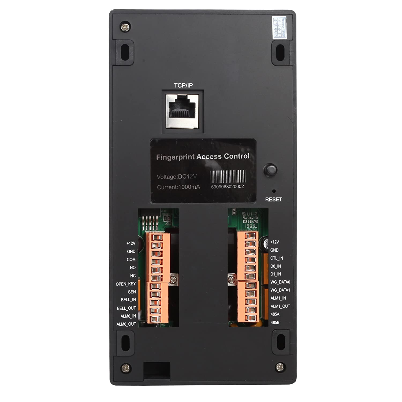 UHPPOTE Huella Digital Dactilar & RFID ID 125KHz Tarjeta TCP/IP RS485 Puerta Control Acceso Tiempo Asistencia Terminal: Amazon.es: Hogar