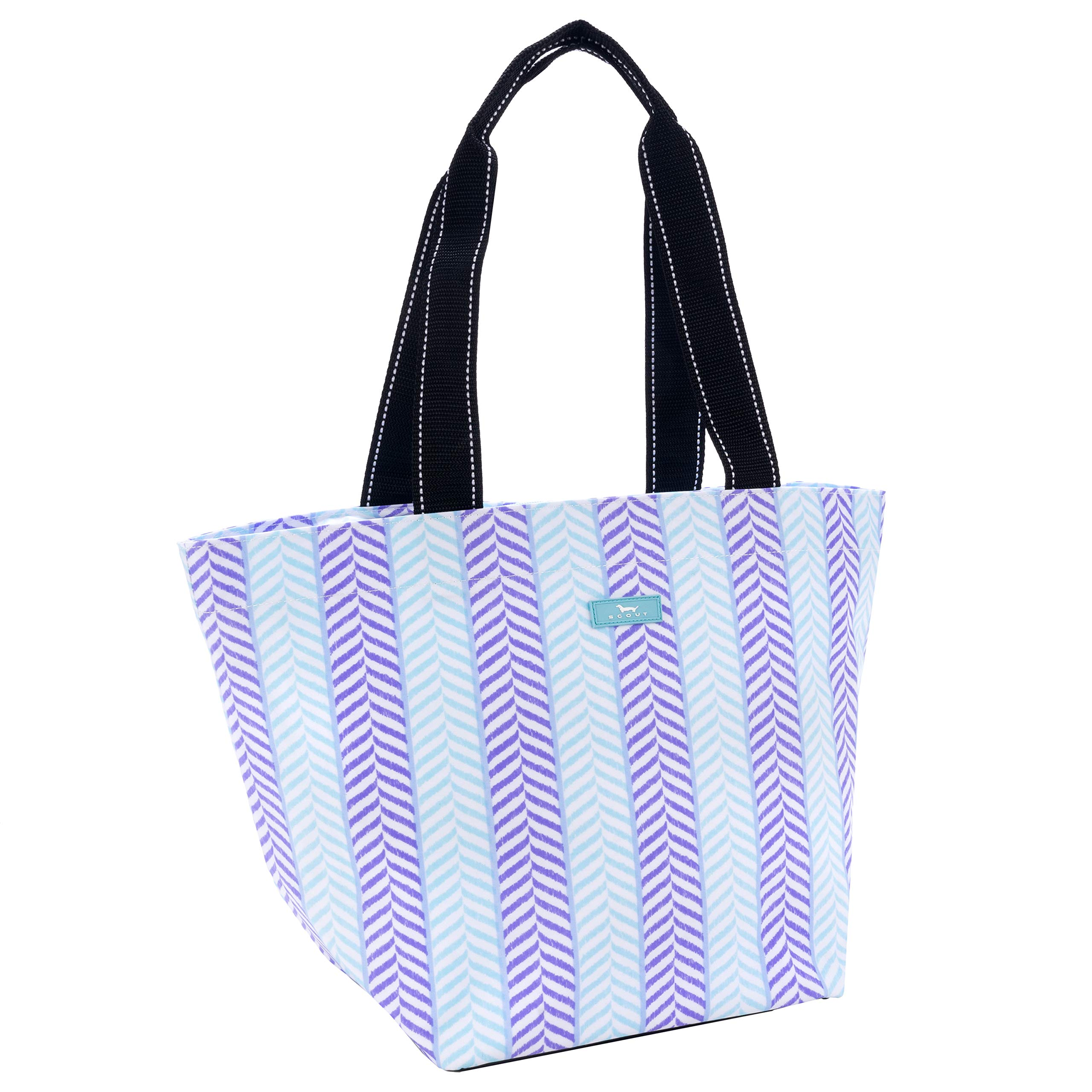 SCOUT Daytripper Everyday Tote Bag, Shoulder Bag, Water Resistant, Wipes Clean, Zips Closed, Pixie Stix
