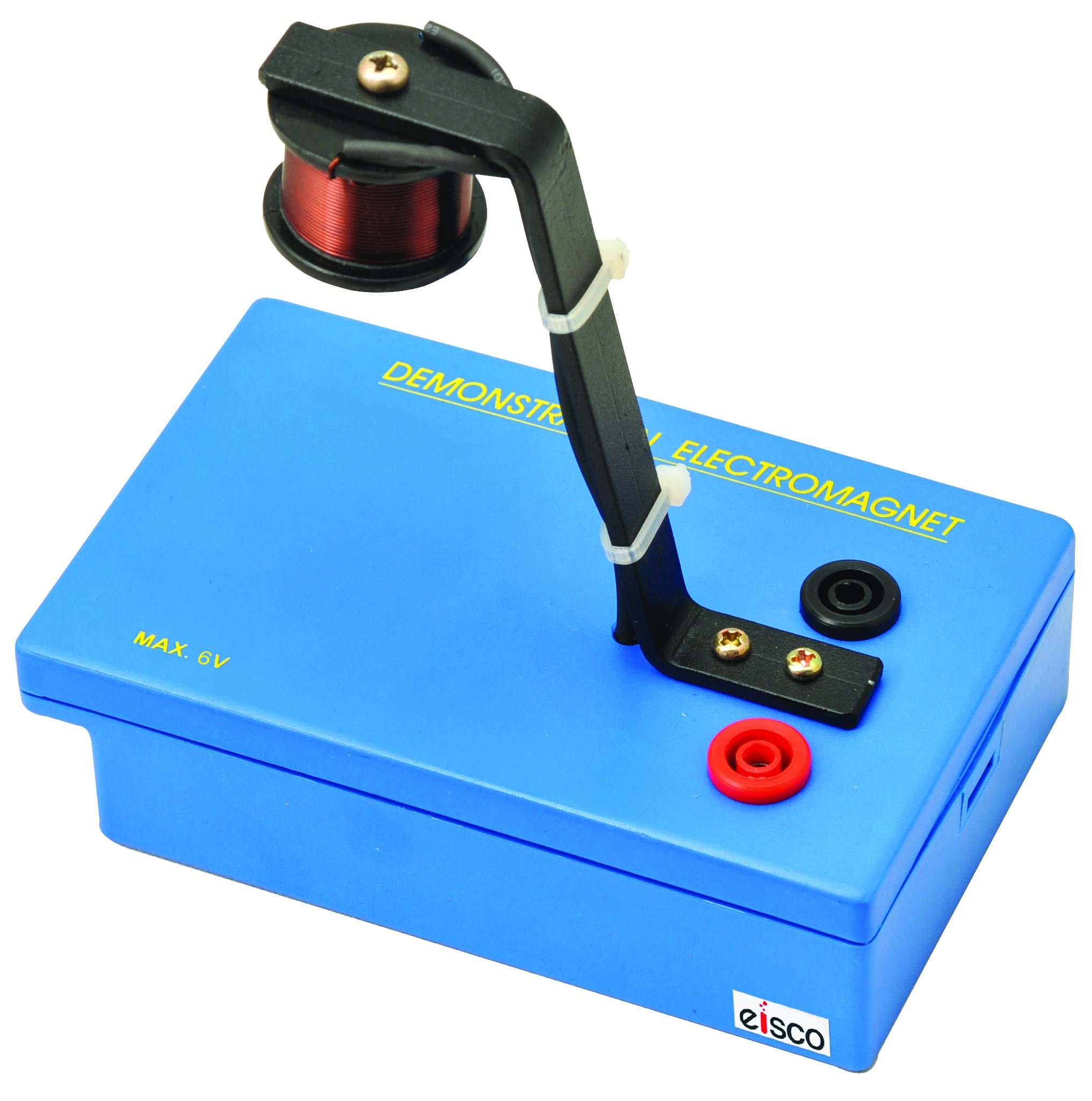 Eisco Labs Demonstration Electromagnet Max 6V