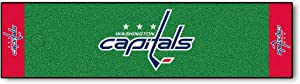 Fanmats Washington Capitals Golf Putting Practice Green