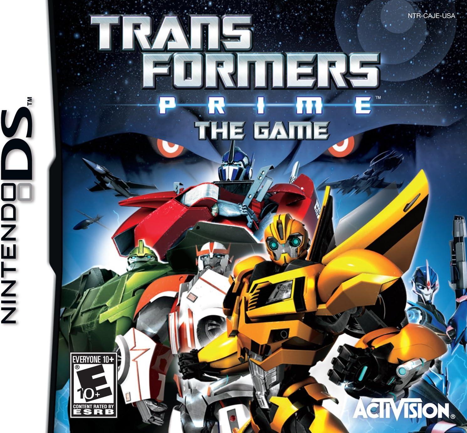Трансформеры прайм игры скачать на компьютер игру