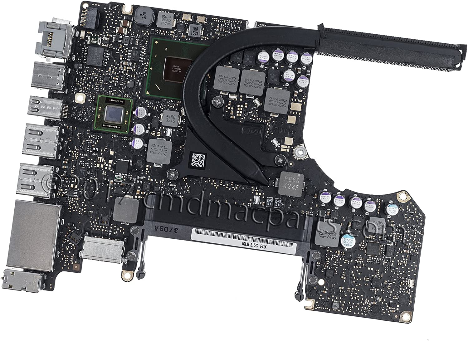 "Odyson - Logic Board 2.5GHz Core i5 (i5-3210M) Replacement for MacBook Pro 13"" Unibody A1278 (Mid 2012)"
