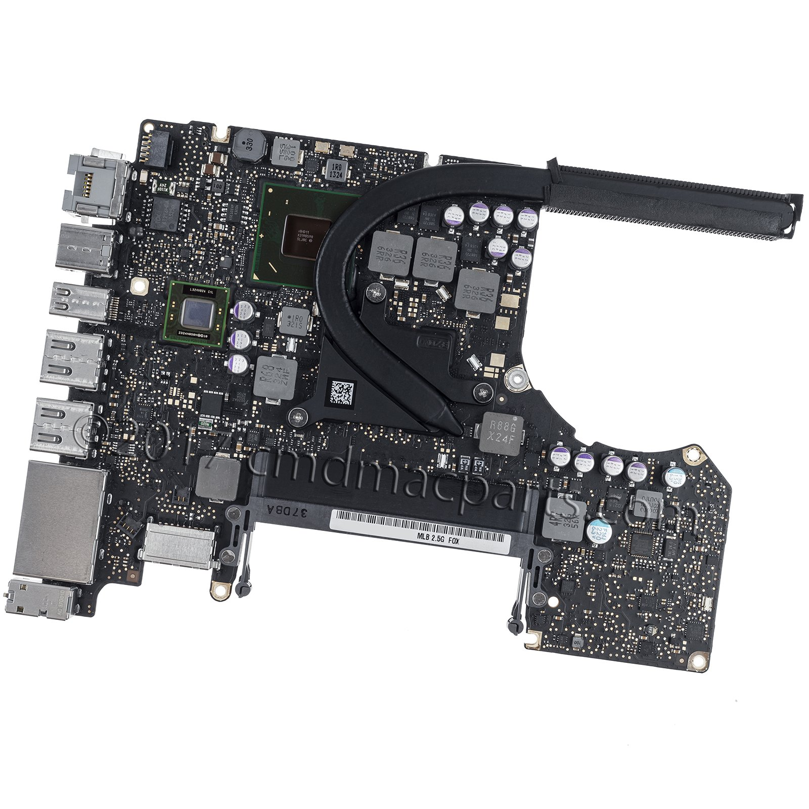 Odyson - Logic Board 2.5GHz Core i5 (i5-3210M) Replacement for MacBook Pro 13'' Unibody A1278 (Mid 2012)