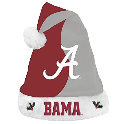 2502c5c515d Amazon.com   Alabama 2015 Basic Santa Hat   Sports   Outdoors