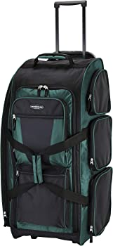 Travelers Club 30 Inch Xpedition Upright Rolling Duffel Bag