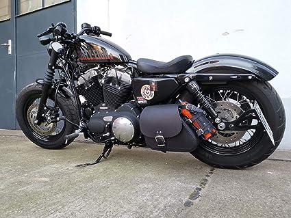 Deportivo Limpiar Negro Bolsa de Oscilación Harley Davidson ...