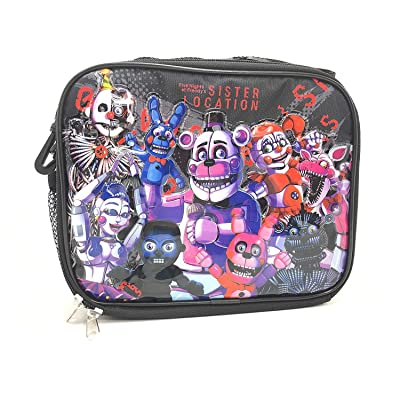 Five Nights at Freddys Sister Location Lunch Bag/Box: Kitchen & Dining