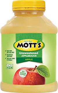 Motts Applesauce, Natural, 46 oz