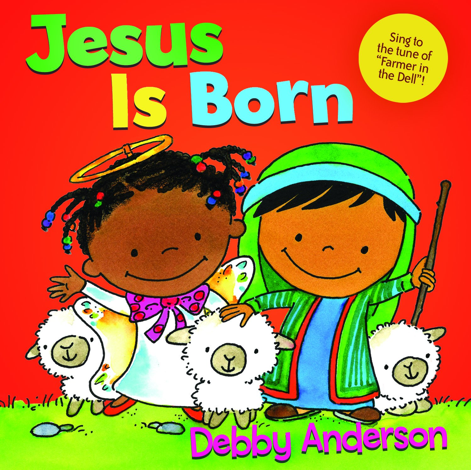 Download Jesus Is Born (Cuddle And Sing Series) pdf epub