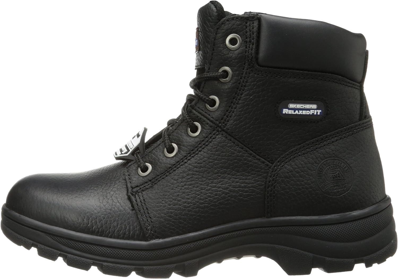 Skechers for Work Mens Workshire Condor Work Boot