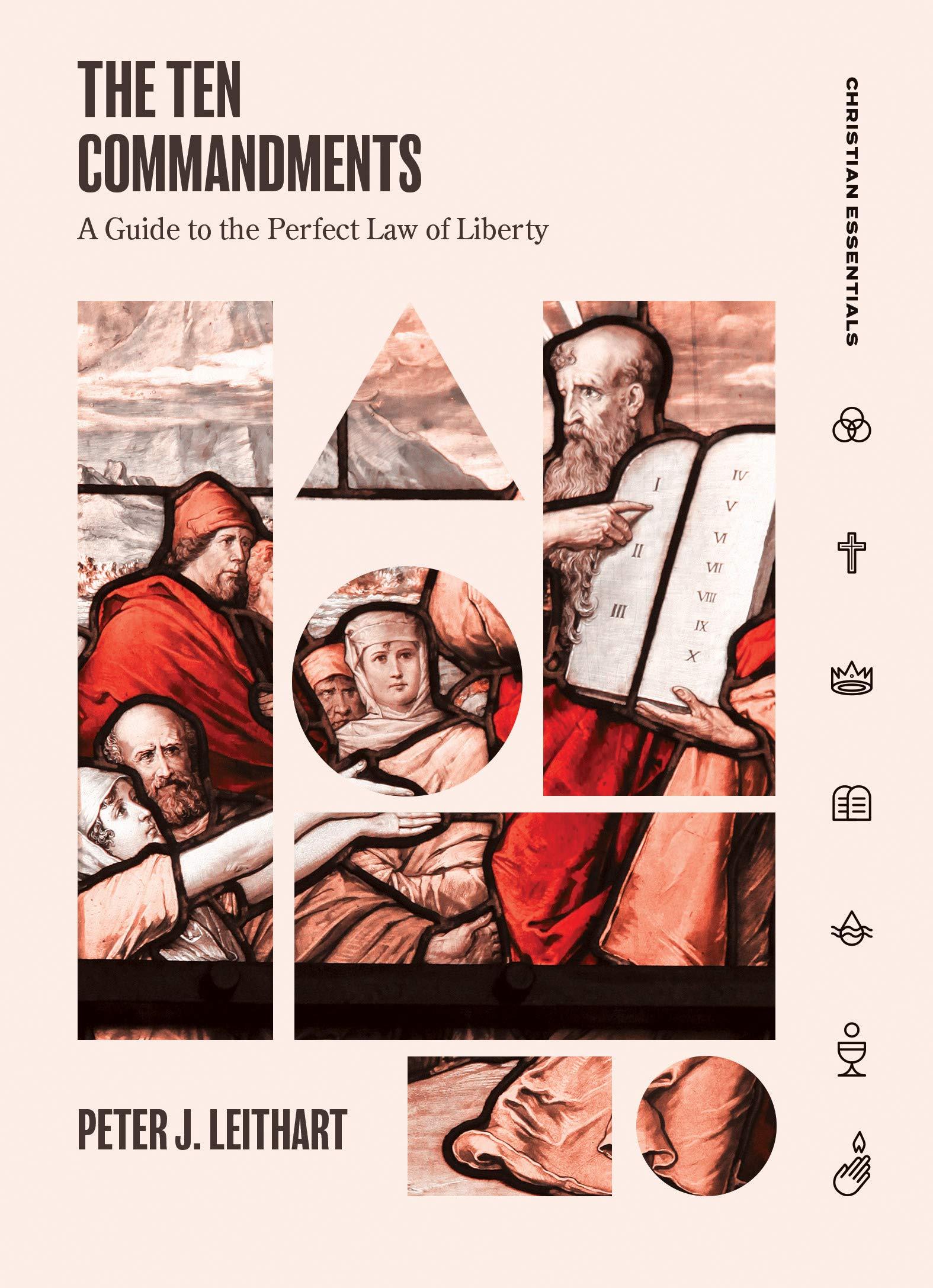 """Резултат с изображение за """"ten commandments Leithart"""""""