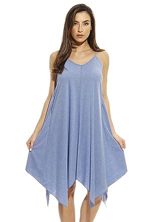 db466164b58 Just Love Handkerchief Dress Summer Dresses at Amazon Women s ...