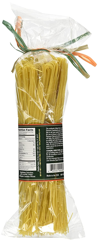 amazon com pasta partners garlic angel hair no oil 12 ounce