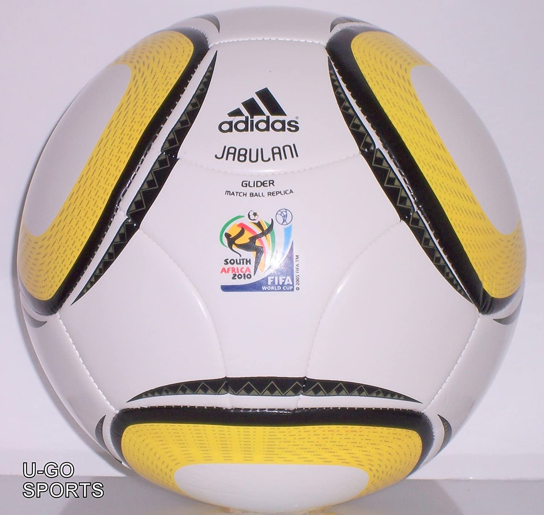 adidas Fußball WM Südafrika 2010gliderblanc/gelb E 42021