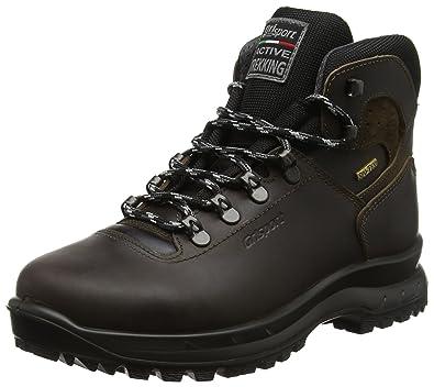 Grisport Apollo, Chaussures de Randonnée Hautes Mixte Adulte, Marron (Brown), 39 EU