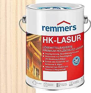 remmers Aidol HK barniz de barniz para madera 2,5L: Amazon.es: Bricolaje y herramientas