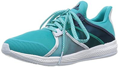 3efc49d0f adidas Gymbreaker Bounce Womens Fitness Sneakers Shoes-Blue-5