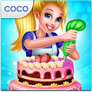 amazon com real cake maker 3d bake design decorate appstore