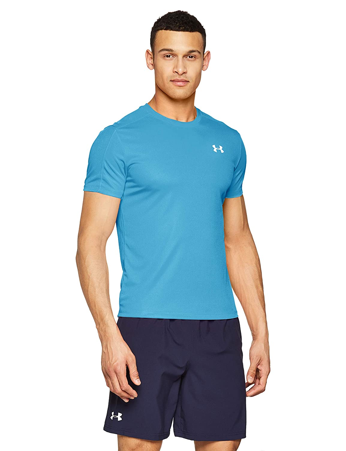 Under Armour Speed Stride Maglia a Maniche Corte Uomo