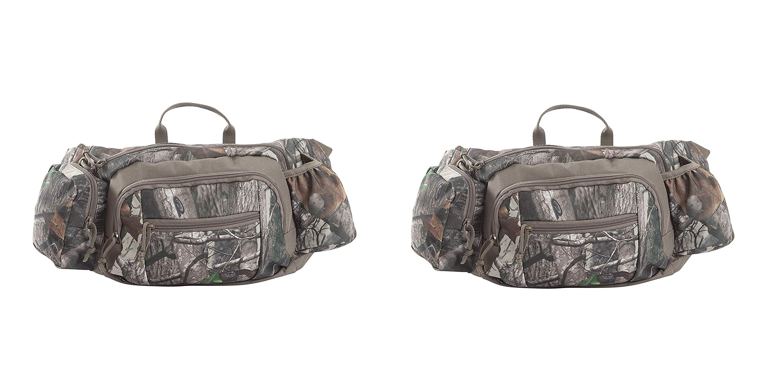 Allen Crusade Camo Hunting Waist Pack, 600 Cubic Inches, Next G2 (Pack of 2)