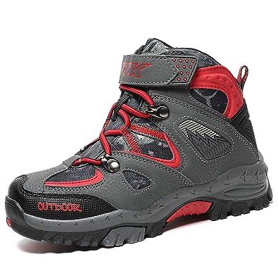Scarpe da Escursionismo Stivali da Neve Scarpe da Trekking Unisex – Bambini 6631d7c6bc3