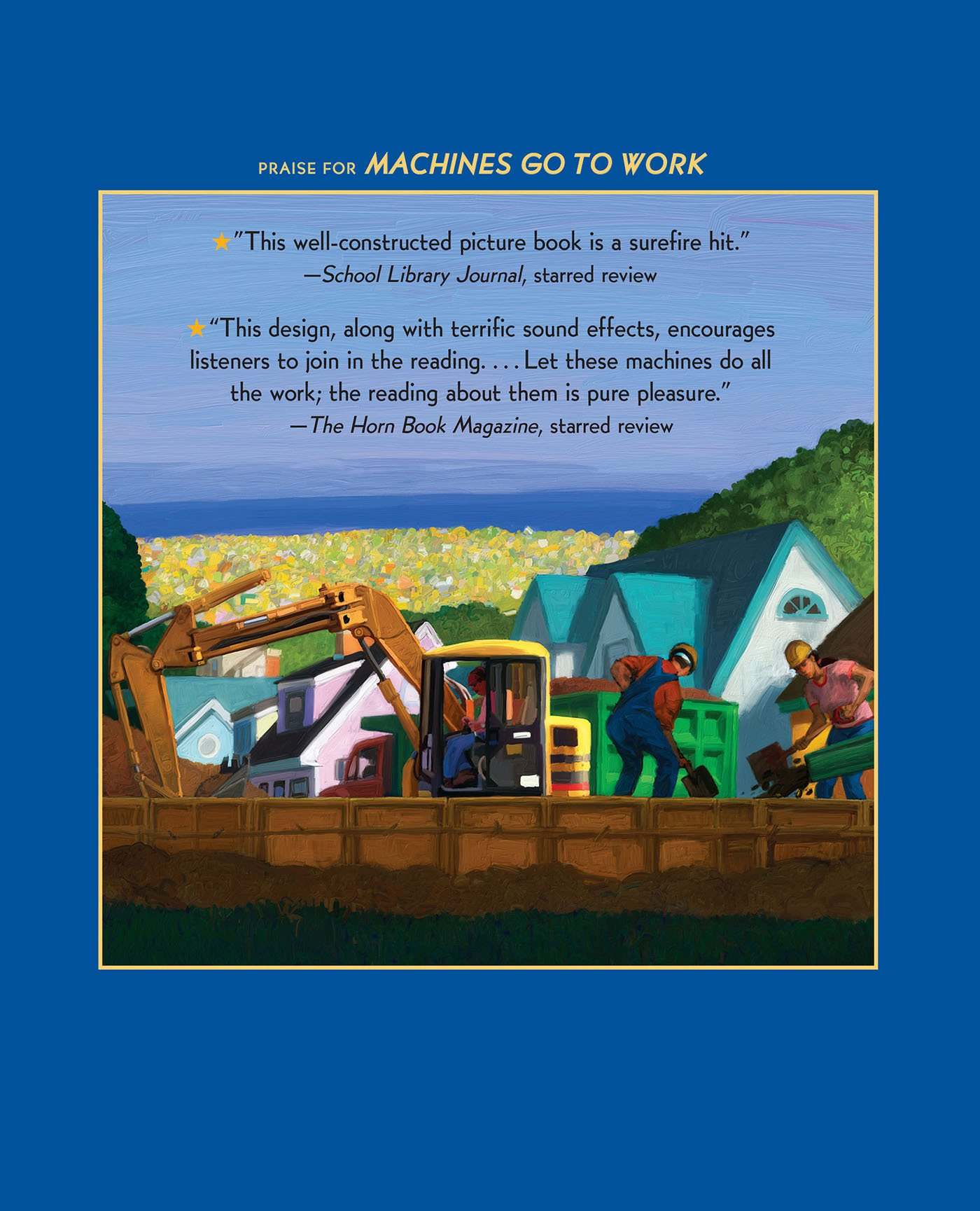 Machines Go To Work by Low, William (Image #1)