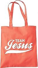 Team Jesus - Tote Shopper Fashion Bag