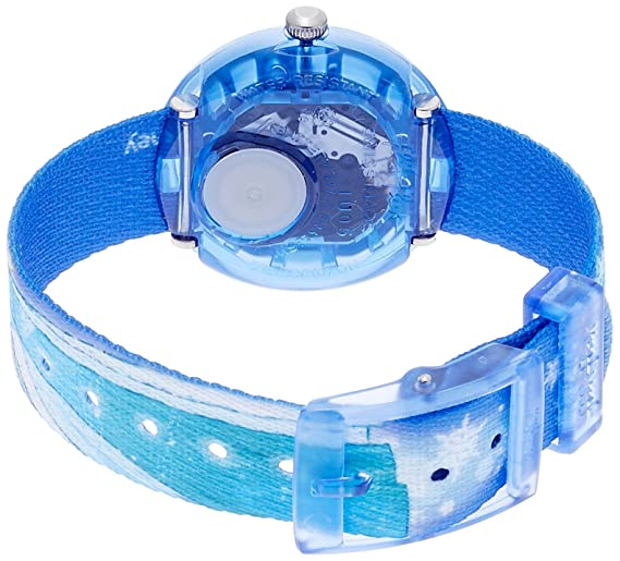 Amazon.com: Flik Flak FLNP023 Girls Disney Frozen Elsa and Olaf Multicoloured Watch: Watches
