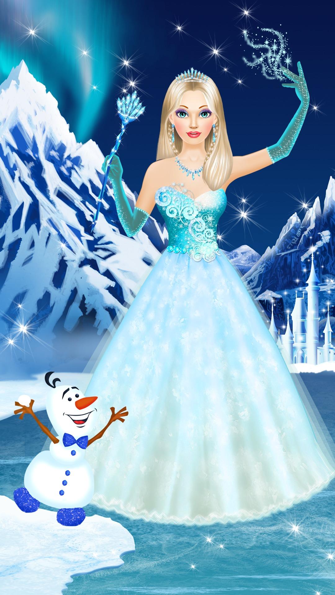 Amazon.com: Ice Queen Salon: Spa, Makeup and Dress Up: princess ...