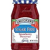 Smucker's Preserves, Sugar Free Strawberry, 12.75 oz