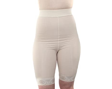 Contour Post Surgery Compression Garments Underbust Strapless Shapewear S38