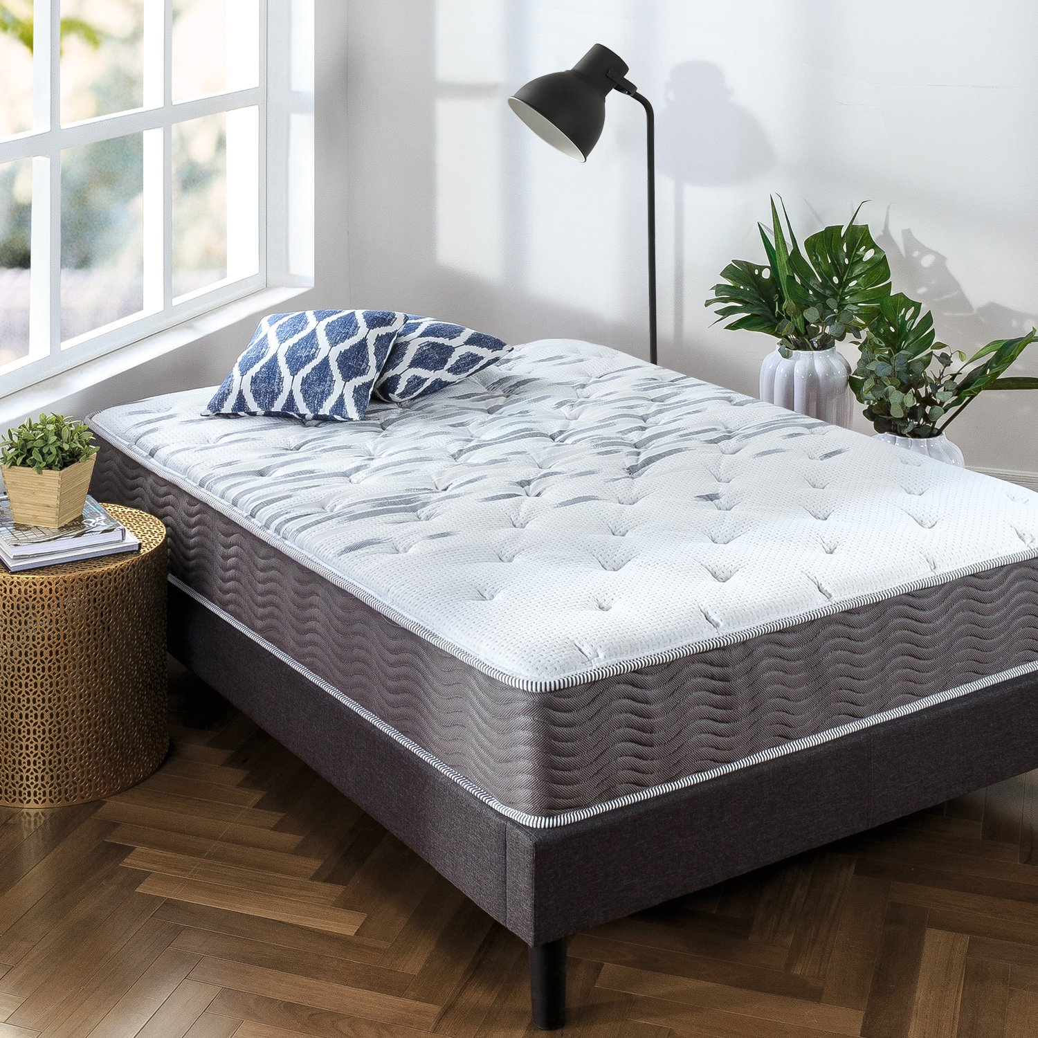 best type of mattresses for platform bed